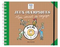 Noélie Viallet - Jeux olympiques, mon carnet de voyage.
