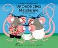 Noelle Carter et David Carter - Un bébé chez Mandarine - Un livre caresses.