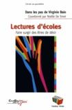Noëlle De Smet - Lectures d'école - Faire surgir des êtres de désir, Dans les pas de Virginio Baio.