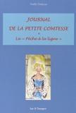 """Noëlle Dedeyan - Journal de la petite comtesse Tome 1 : La """"pêche à la ligne""""."""