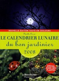 Noëlle Derré - Le calendrier lunaire du bon jardinier.