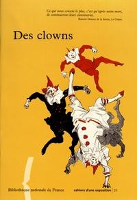 Noëlle Giret - Des clowns.