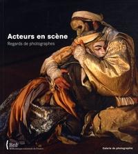 Noëlle Guibert et Joëlle Garcia - Acteurs en scène - Regards de photographes.
