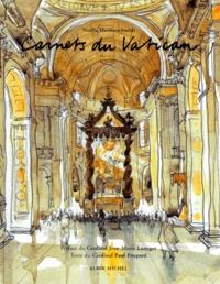 Noëlle Herrenschmidt et Paul Poupard - Carnets du Vatican.