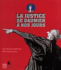 La justice, de Daumier à nos jours- Exposition, 17 octobre 1999-30 janvier 2000, Centre d'art Jacques-Henri Lartigue, L'Isle-Adam - Noëlle Lenoir | Showmesound.org