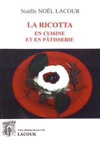 Deedr.fr La ricotta en cuisine et en pâtisserie Image