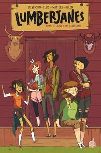Noelle Stevenson et Grace Ellis - Lumberjanes Tome 1 : L'ange-chat redoutable.