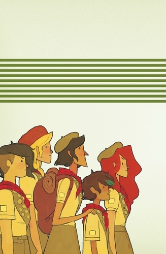 Lumberjanes Tome 1 L'ange-chat redoutable