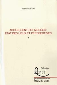 Deedr.fr Adolescents et musées : état des lieux et perspectives Image