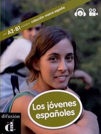 Noemi Camara - Los jovenes espanoles - nivel A2-B1. 1 CD audio MP3