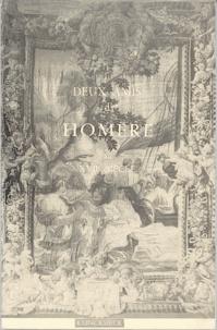 Noémi Hepp - Deux amis d'Homère au XVIIe siècle.