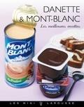 Noëmie André - Danette et Mont-Blanc.