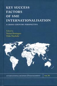 Noémie Dominguez et Ulrike Mayrhofer - Key Success Factors of SME Internationalisation - A Cross-Country Perspective.