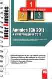 Noémie Gensous - Annales ECN 2011 & coaching pour 2012.