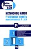 Noémie Gensous - Méthodo du major et questions fermées incontournables à l'ECN.