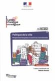 Noémie Houard - Politique de la ville - Perspectives françaises et ouvertures internationales.