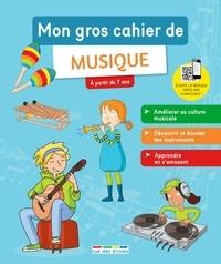 Deedr.fr Mon gros cahier de musique Image