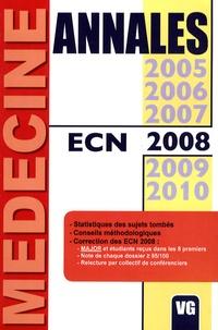 Noémie Ranisavljevic - Annales ECN 2008.