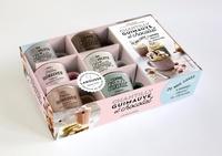 Noémie Strouk et Amandine Honegger - Chantilly, guimauve et chocolat - Coffret avec 6 mini-mugs en céramique.