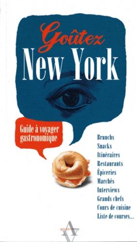 Noémie Videau - Goûtez New York - Guide à voyager gastronomique.