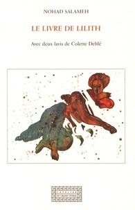 Nohad Salameh - Le livre de Lilith.
