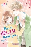 Nojin Yuki - This is not Love, Thank you T02.