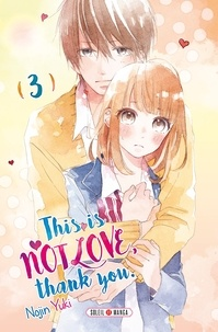 Nojin Yuki - This is not Love, Thank you T03.