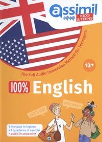 Nolwena Monnier et Eve Grosset - 100% English 13+.