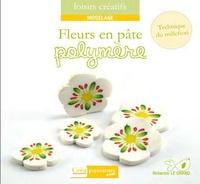 Nolwenn Le Grand - Fleurs en pâte polymère - Technique du millefiori.