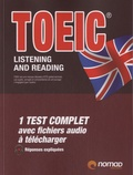 Nomad - TOEIC listening and reading.