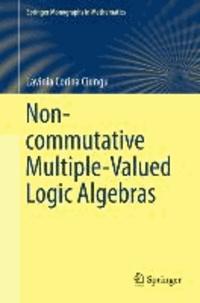 Non-commutative Multiple-Valued Logic Algebras.