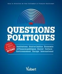 None Collectif et  Collectif - Questions politiques - Enjeux et débats actuels en 60 fiches.