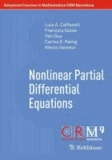 Nonlinear Partial Differential Equations.