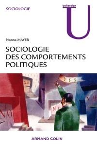 Nonna Mayer - Sociologie des comportements politiques.