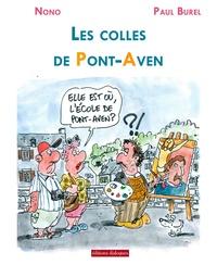 Nono et Paul Burell - Les colles de Pont-Aven.