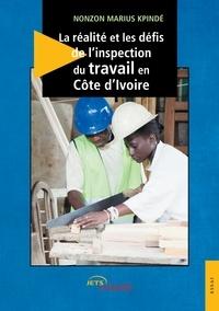 Nonzon Marius Kpindé - La réalité et les défis de l'inspection du travail en Côte d'Ivoire.