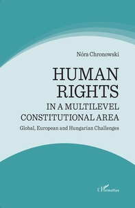 Deedr.fr Human Rights in a Multilevel Constitutional Area - Global, European and Hungarian Challenges Image