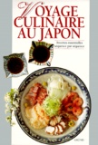 Nora Pinto Alhadeff - Voyage culinaire au Japon.