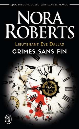 Lieutenant Eve Dallas Tome 24.5 L'éternité du crime