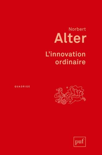 L'innovation ordinaire 4e édition