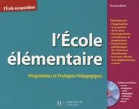 Lécole élémentaire - Programmes et Pratiques Pédagogiques.pdf