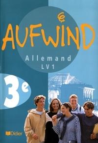 Norbert Biscons et Martine Dalmas - Allemand 3e LV1 Aufwind.