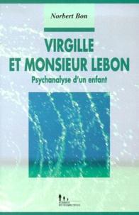 Virgille et Monsieur Lebon. - Psychanalyse dun enfant.pdf