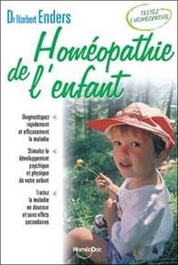 Norbert Enders - Homéopathie de l'enfant.