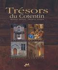Norbert Girard et Maurice Lecoeur - Trésors du Contentin en 2 volumes - Architecture civile & art religieux ; Guide de découverte.