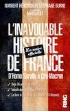 Norbert Hérisson et Stéphane Burne - L'inavouable histoire de France - La satire officielle.