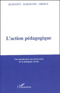 Galabria.be L'action pédagogique - Une introduction aux professions de la pédagogie sociale Image