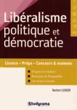 Norbert Lenoir - Libéralisme, politique et démocratie.