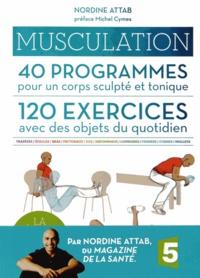 Musculation - 40 programmes pour un corps sculpté et tonique, 120 exercices avec des objets du quotidien.pdf