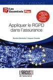 Nordine Benhatta et Hugues Chamba - Appliquer le RGPD dans l'assurance.